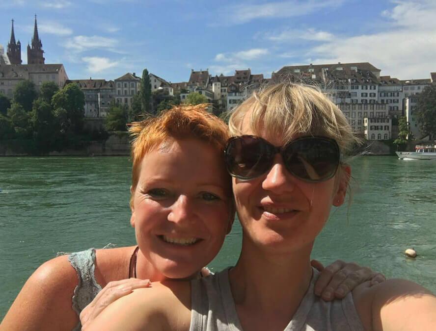 Ein wunderschöner Tag in Basel
