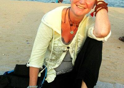 Indien-Pondicherry-Porträt-Strand-9