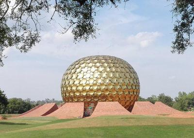 Indien-Pondicherry-Shri-Aurobindo-Ashram-24