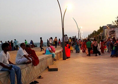 Indien-Pondicherry-Strand-11