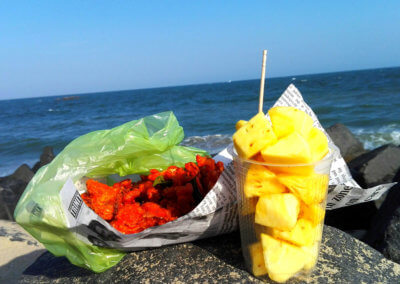 Indien-Pondicherry-Strand-3