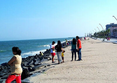 Indien-Pondicherry-Strand-4