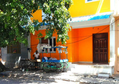 Indien-Pondicherry-streetview-17