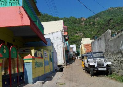 Indien-Tiruvannamalai-Arunachala-11