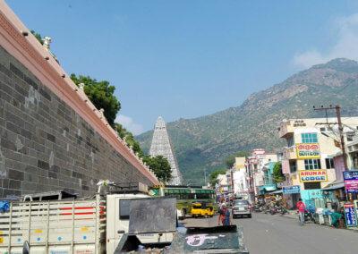 Indien-Tiruvannamalai-Arunachala-16
