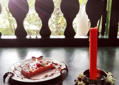 Indien-Tiruvannamalai-Geburtstag-1