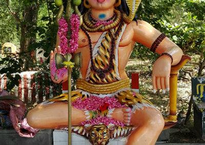 Indien-Tiruvannamalai-Shiva-10